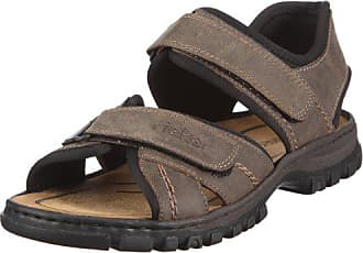 Rieker Herren 25051 20 Geschlossene Sandalen