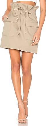 Rebecca Minkoff Bradley Skirt in Sage