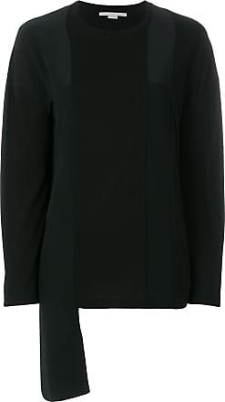 Stella McCartney Suéter assimétrico - Preto