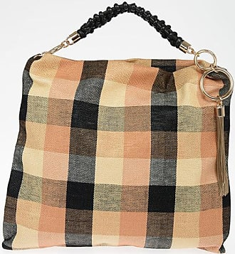 Jimmy Choo London Raffia CALLIE XL Hobo Bag Größe Unica