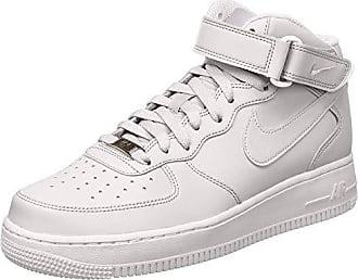 Nike Herren Leder Sneaker in Weiß | Stylight