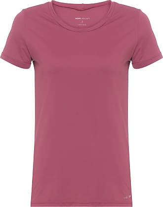 HOPE RESORT T-shirt Manga Curta - Vermelho