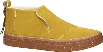 Toms Paxton Slip-Ons yellow