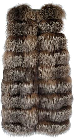 Eleventy Fashion Woman 980CS0096CAS2403502 Brown Cashmere Vest | Season Outlet