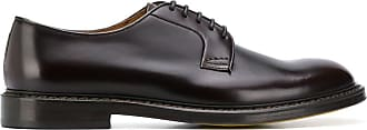 Doucal's lace-up Derby shoes - Marrom