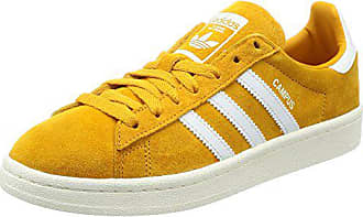 low priced 5dd96 8c965 adidas Herren Campus Basketballschuhe, Gelb (Tactile Yellow F17ftwr  Whitechalkwhite)