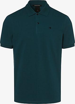 Scotch & Soda Herren Poloshirt blau