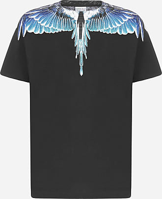 Marcelo Burlon T-shirt Wings in cotone - MARCELO BURLON - uomo