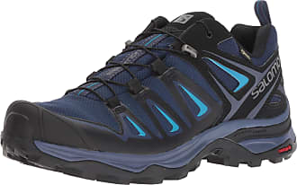 Salomon Salomon Womens Shoes X Ultra 3 GTX W B/Bk/Haw Fitness, Multicoloured (Medieval Blue/Black/Hawaiian Surf 000), 4.5 UK (37 1/3 EU)
