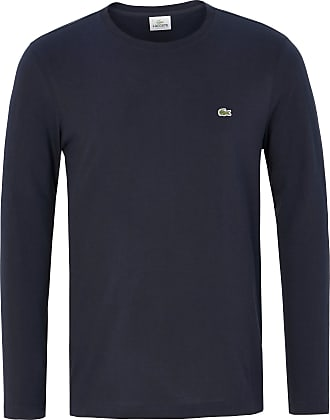Lacoste Round neck top long sleeves Lacoste blue