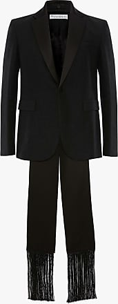 J.W.Anderson TAILORED JACKET WITH REMOVABLE SATIN LAPEL