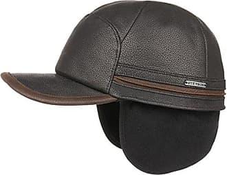 STETSON Virgin Wool Check Basecap Wollcap Wintercap Baseballcap Cap