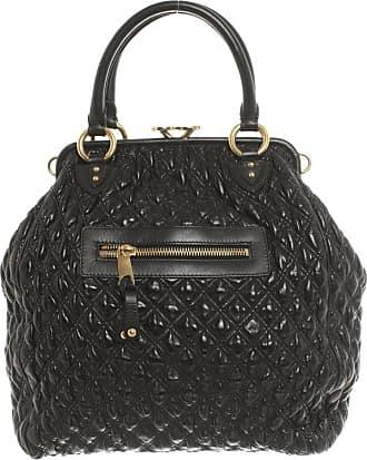 Marc Jacobs gebraucht - Marc Jacobs-Handtasche aus Leder in Schwarz - Damen - Leder