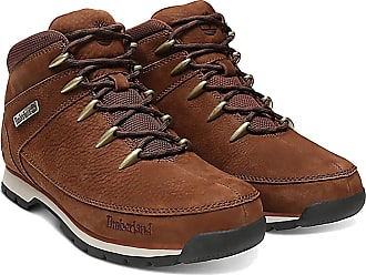 1935e94d1f Timberland Mens Euro Sprint Trekking Walking Hiking Outdoor Ankle Boots -  Dark Brown - 9