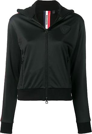 Rossignol shawl fleece zip jacket - Black