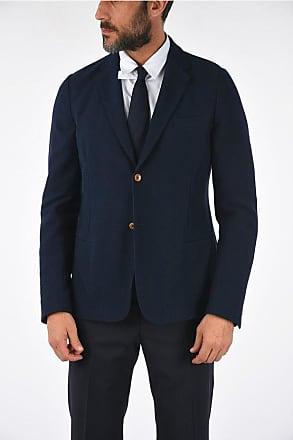 Gucci Cotton Blend Single Breasted Blazer size 52