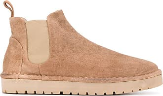 Marsèll Ankle boot com destroyed - Marrom