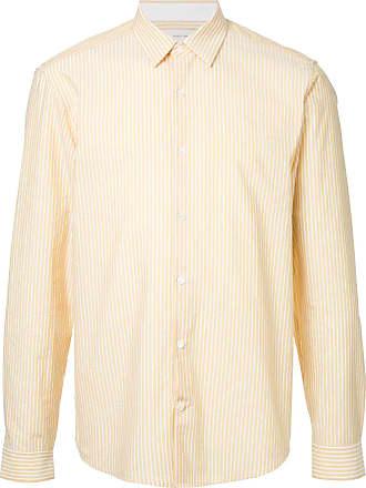 Cerruti striped shirt - Yellow