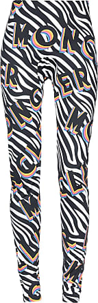 Moncler TROUSERS - Leggings on YOOX.COM