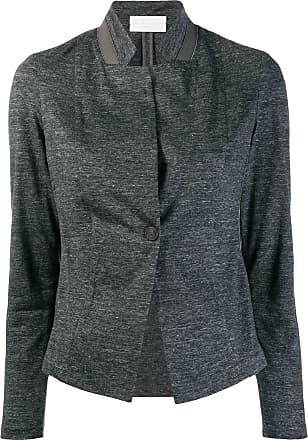 Fabiana Filippi single breasted jacket - Grey