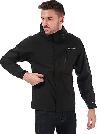 Columbia Mens Mens Whidbey Island Jacket in Black - M