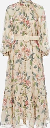 Zimmermann Kirra floral print cotton and silk blend maxi dress - ZIMMERMANN - woman