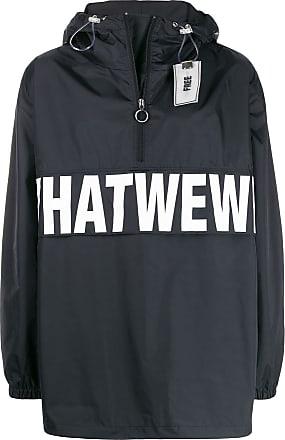 WWWM - What We Wear Matters Blusa de moletom com logo - Preto
