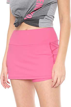 Alto Giro Short-saia Alto Giro Neon Básico Pink