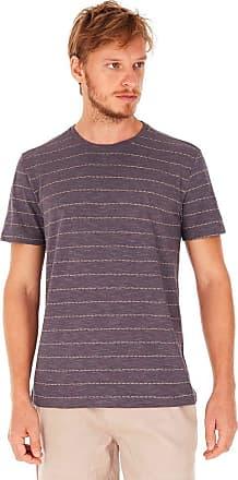 SideWalk Camiseta Mini Geométrico - Cinza Chumbo - Tamanho P