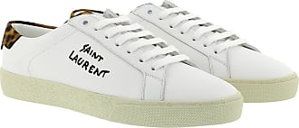 Saint Laurent Sneakers - Court Classic SL06 Optic White - white - Sneakers for ladies