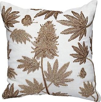Jonathan Adler Botanist Beaded ganja Pillow