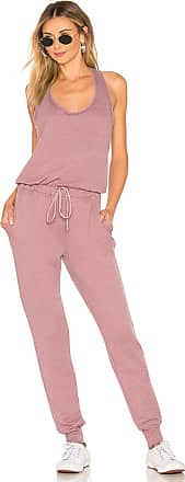 Young Fabulous & Broke Eberhart Jumpsuit in Mauve