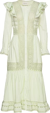 By Malina Klänning Tasha Dress Grön Festklänningar