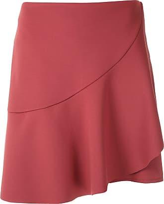 Alcaçuz Short saia Marisco - Vermelho