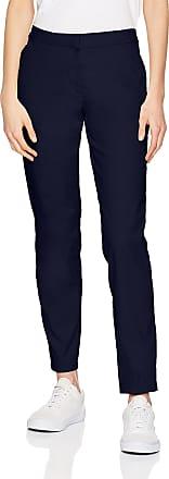 Pieces Womens Pcchino Mw ANK Pants Tb Trouser, Blue (Maritime Blue Maritime Blue), 12 (Size: Medium)