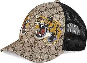 Gucci Boné com estampa Tigers - Neutro
