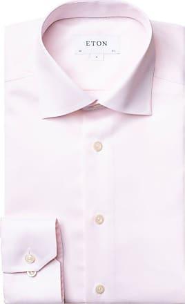 Eton Oberhemd aus reiner Baumwolle, Contemporary Fit von Eton in Rose für Herren