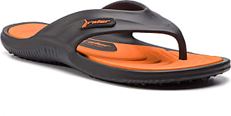 Rider Chanclas RIDER - Cape XII Ad 82564 Black Orange 20757 ac203bc7158