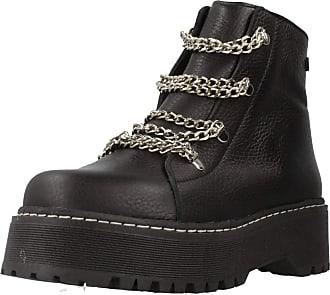 Yellow Women Womens Boots DACA Black 3.5 UK