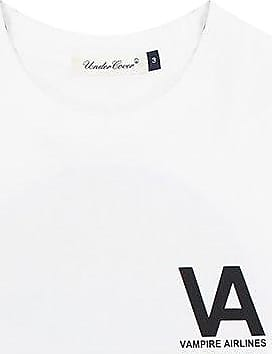 Undercover T-shirt With Logo Mens White