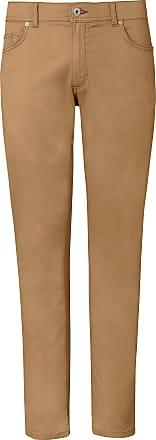 Brax Trousers design Cooper Fancy Brax Feel Good yellow