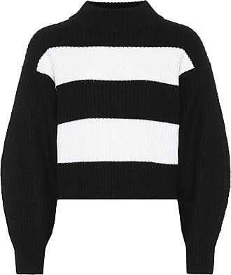 Tibi Merino wool striped sweater