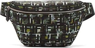Fendi Sac ceinture à imprimé FF et camouflage