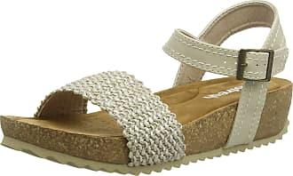 Refresh Womens 72259.0 Open Toe Sandals, Beige (Beige Beige), 6 UK