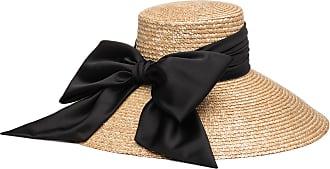 7403abd053561 Eugenia Kim Mirabel Textured Straw Sun Hat w  Satin Bow
