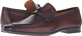 Magnanni Ramiro II (Mid Brown) Mens Slip on Shoes