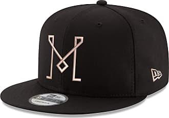 New Era 9Fifty Snapback Cap - MLS Inter Miami Black