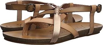 82c34276bc18 Blowfish Granola-B (Blonde Wheat Pearl Rose Gold) Womens Sandals