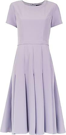 OLYMPIAH Vestido Salci midi - Lilac