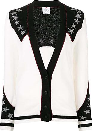 Ultra Chic star detail cardigan - Black
